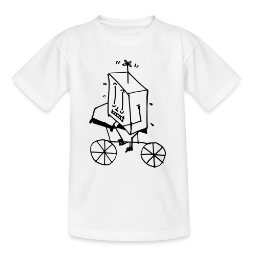 bike thing - Teenage T-Shirt