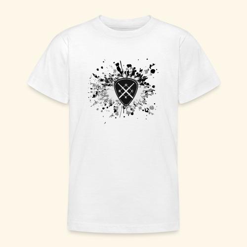 ROCK MUSIC - Teenager T-Shirt