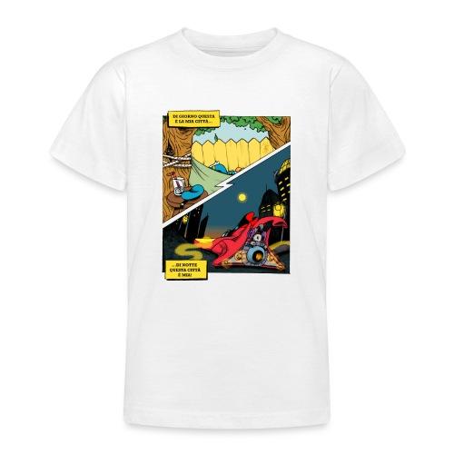 La città è mia - Maglietta per ragazzi