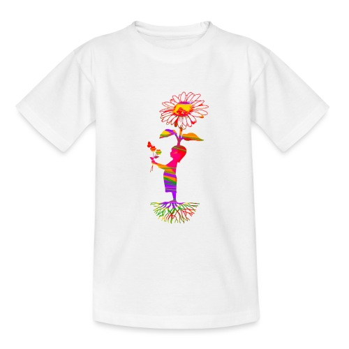 bloemenkind - Teenager T-shirt