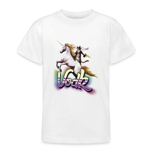 VodK licorne png - T-shirt Ado