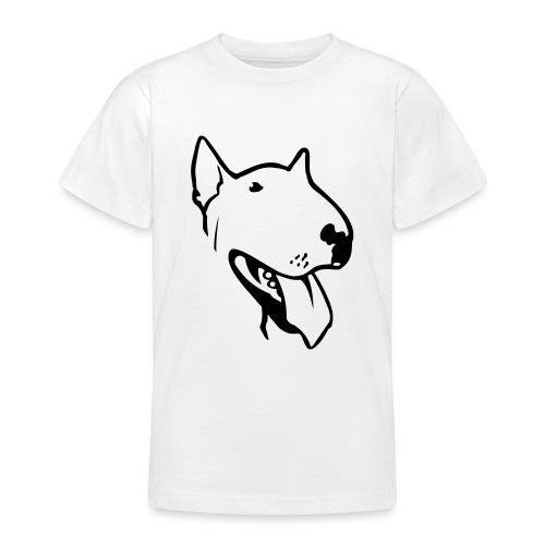 bull terrier2 - Teenage T-Shirt