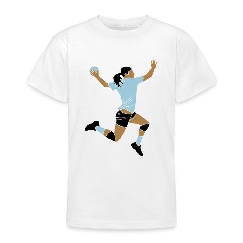 handballeuse - T-shirt Ado
