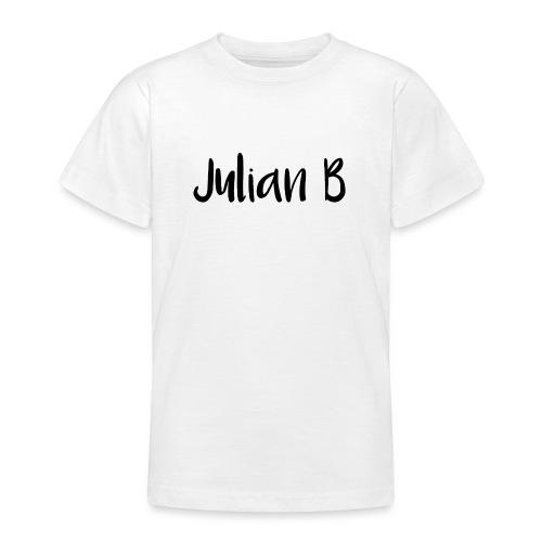 Julian-B-Merch - T-skjorte for tenåringer