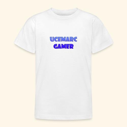 Logotipo del canal - Camiseta adolescente