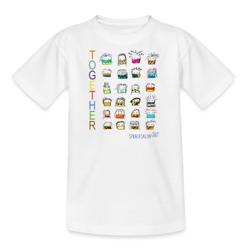 Together - Teenager T-Shirt