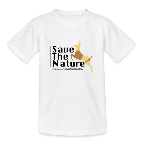 Save the Nature - VF Collection 001 - Teenager T-Shirt