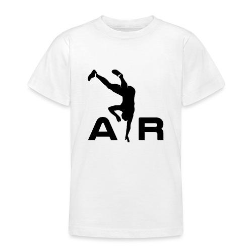 logo AiR6Team noir - T-shirt Ado