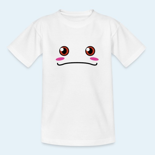 Rana bebé (Cachorros) - Camiseta adolescente