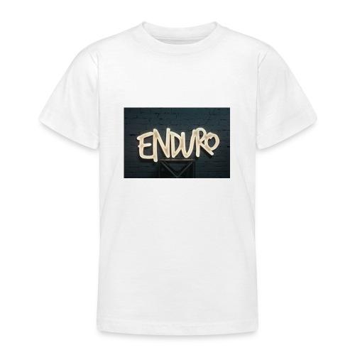 Koszulka z logiem Enduro. - Koszulka młodzieżowa