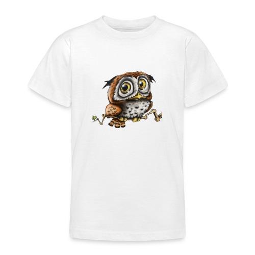 Kleine Eule - Teenager T-Shirt