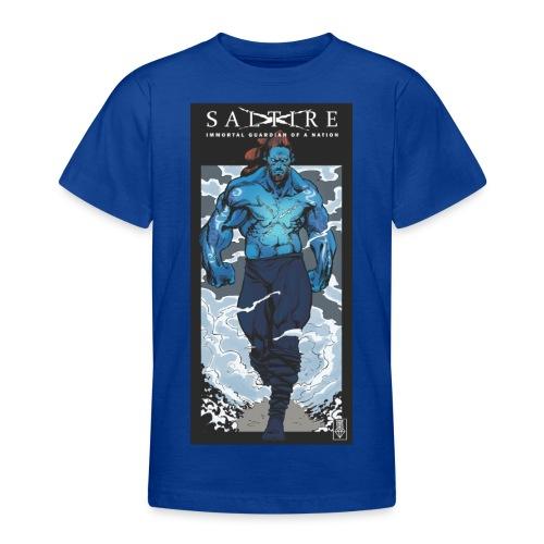 Saltire Annihilation Prev - Teenage T-Shirt
