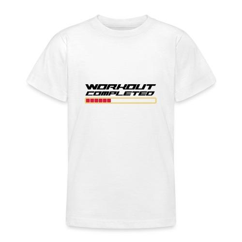 Workout Komplett - Teenager T-Shirt
