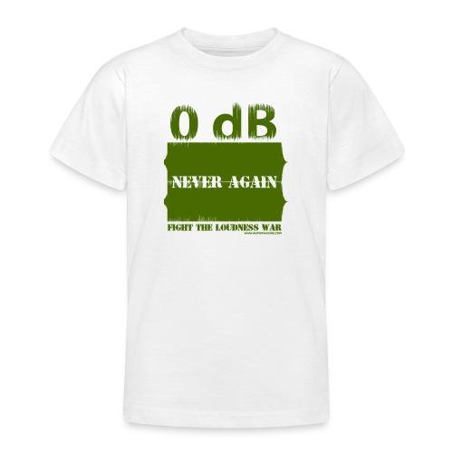 Fight the loudness war - T-shirt Ado