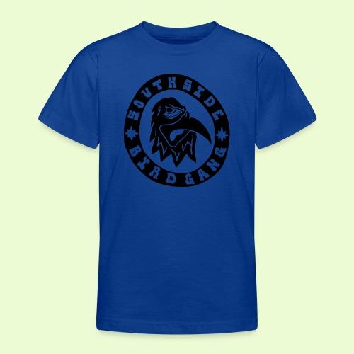 BLACK EAGLE LOGO - Nuorten t-paita