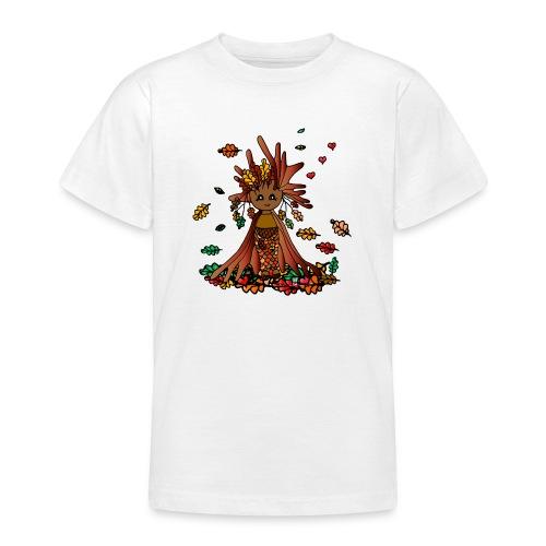 Coma- Die Hüterin der Wälder - Teenager T-Shirt