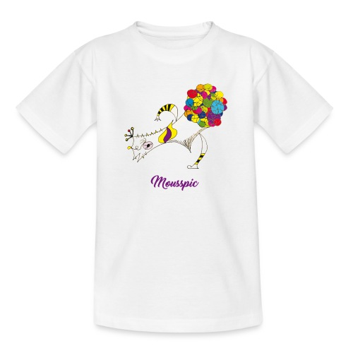 Mousspic - T-shirt Ado