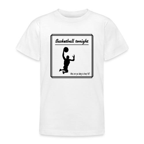Basketball tonight - Nuorten t-paita
