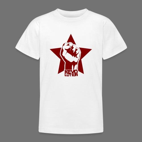 Vallankumous - Nuorten t-paita