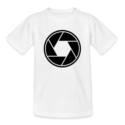 camera02 - Teenager T-Shirt