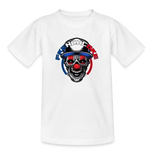 Frenchcore Clown - Teenager T-Shirt