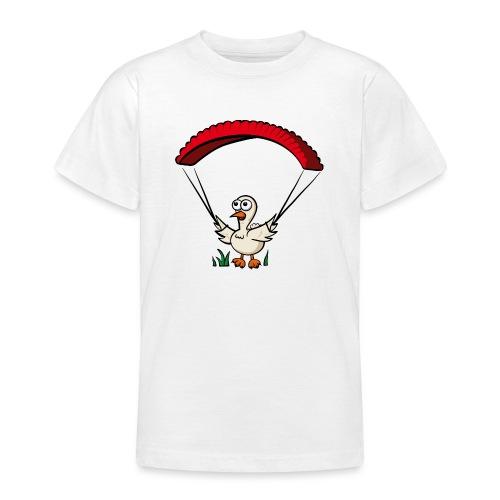 Groundhendl Groundhandling Hendl Paragliding - Teenager T-Shirt