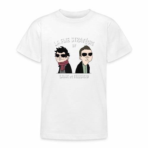 lafinestratégie - T-shirt Ado