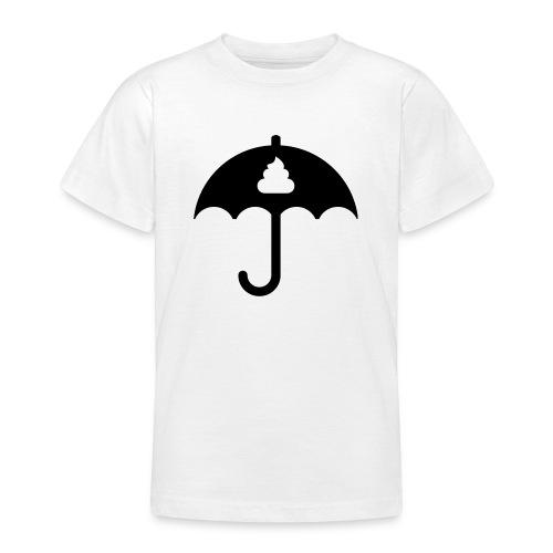 Shit icon Black png - Teenage T-Shirt
