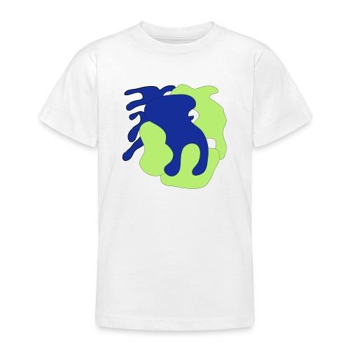 Macchie_di_colore-ai - Maglietta per ragazzi