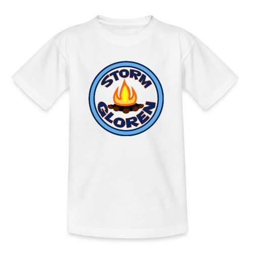Stormgloren Hoodie - Teenager T-shirt