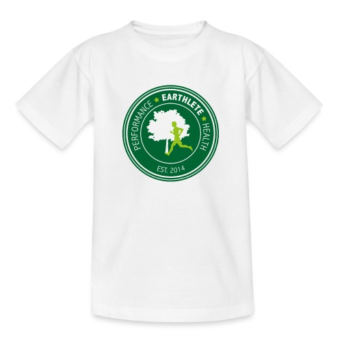 EARTHLETE Brand Logo - Teenager-T-shirt