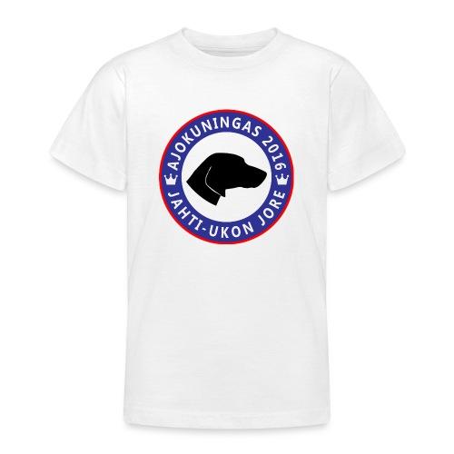Ajokuningas t-paita - Nuorten t-paita