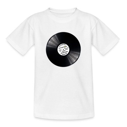 Vinyl record - Teenage T-Shirt