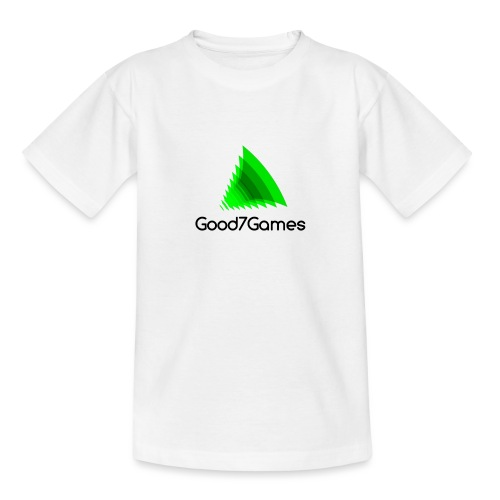 Good7Games logo - Teenager T-shirt