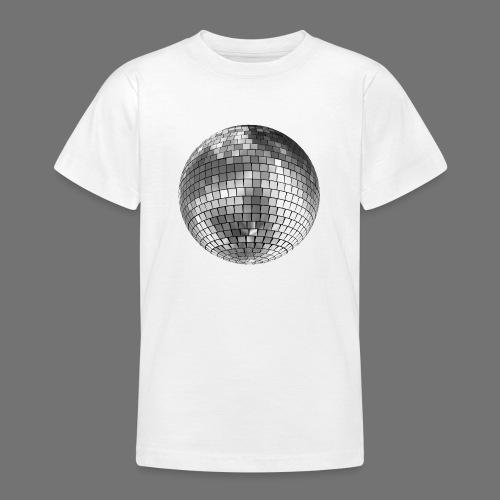 Disko pallo peili pallo - Nuorten t-paita