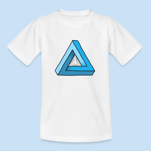 Triangular - Teenager T-Shirt