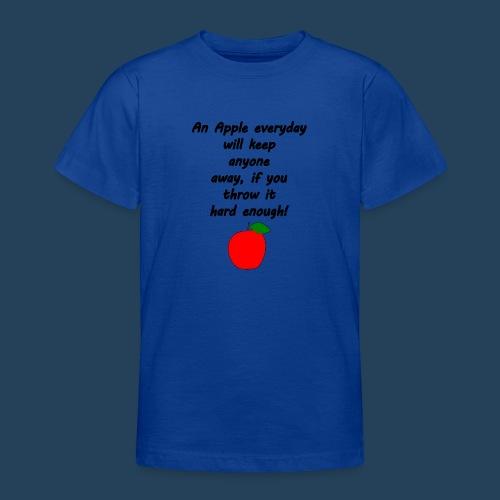 Apple Doctor - Teenager T-Shirt