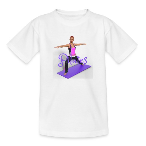Pilates - Teenager T-Shirt