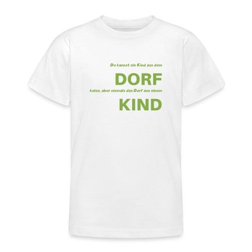 Dorfkind - Teenager T-Shirt