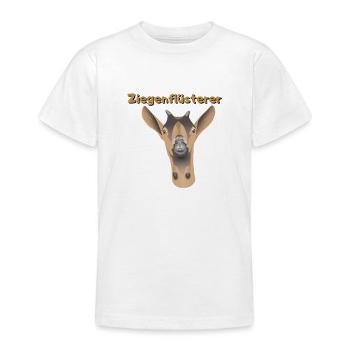 Ziegenflüsterer - Teenager T-Shirt