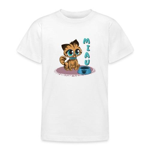 Miau - Teenager T-Shirt