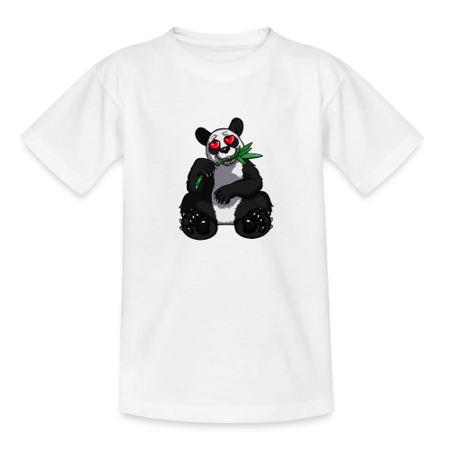Team Panda - Teenager T-Shirt