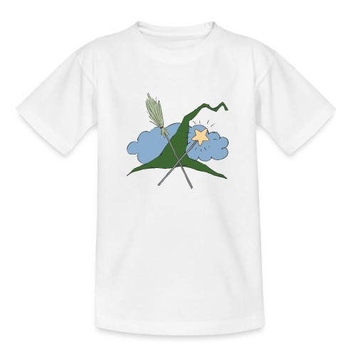 Witch Sign - Teenager T-Shirt