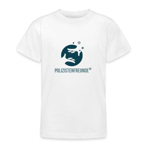 Polizistenfreunde.de Beratung Design - Teenager T-Shirt