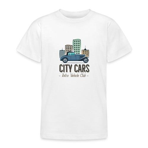 City Cars - Teenager T-Shirt