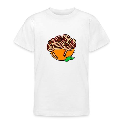 Bol de Spaghetti - T-shirt Ado