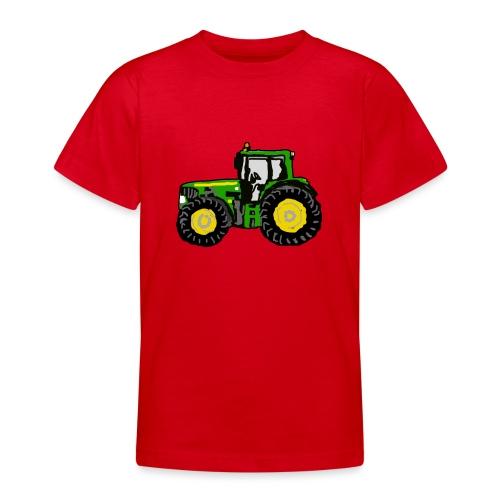 Trecker - Teenager T-Shirt