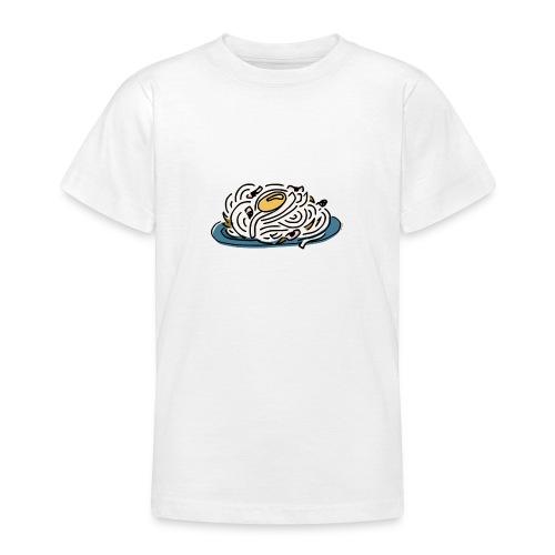 Pâtes Carbonara - T-shirt Ado