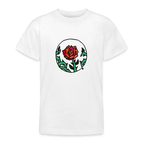 Camée Rose - T-shirt Ado