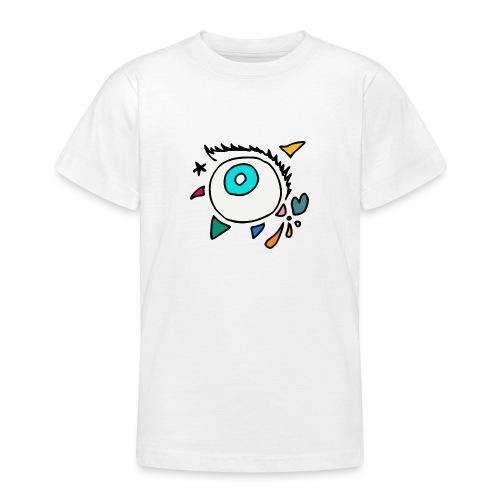 Punkodylate Auge - Teenager T-Shirt